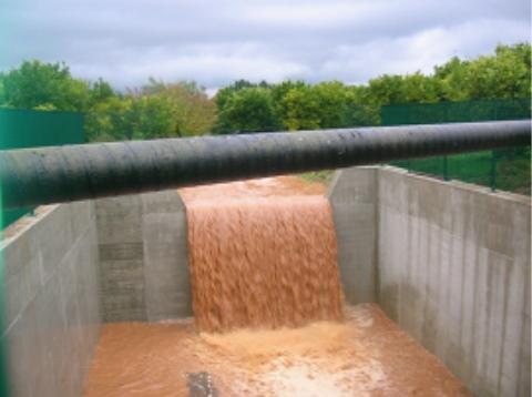 """Ressa: """"Se non avessi realizzato i canali migliaia di metri cubi di acqua e fango avrebbero invaso il centro urbano"""""""