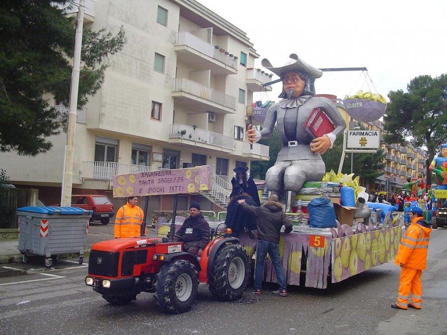A Castellaneta ritorna il Carnevale