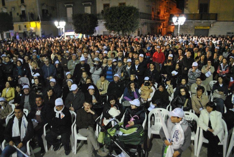 Francesco Serra e i suoi concittadini