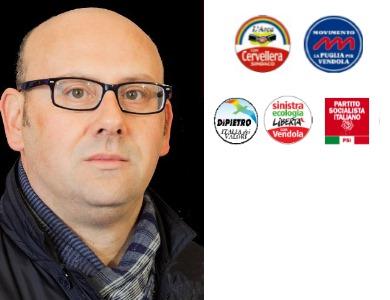 Presentazione del Candidato Sindaco Vito Cervellera