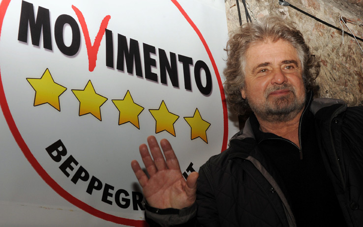 Doctor Beppe and Mr. Grillo / 2