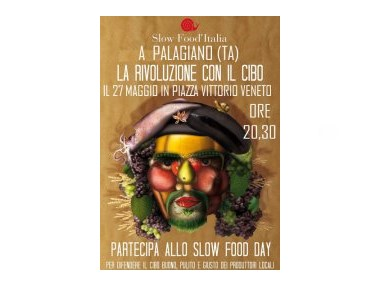 """A Palagiano  """"Slow Food Day"""""""