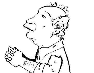 """""""Tagliare"""", la nuova vignetta di Antonio Vinci."""