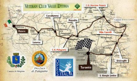 """La """"Milano-Taranto"""" passa anche da Palagiano"""