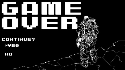 """""""Game Over"""". by Life."""