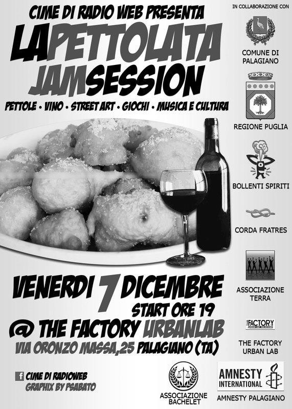 """La Pettolata JamSession"""