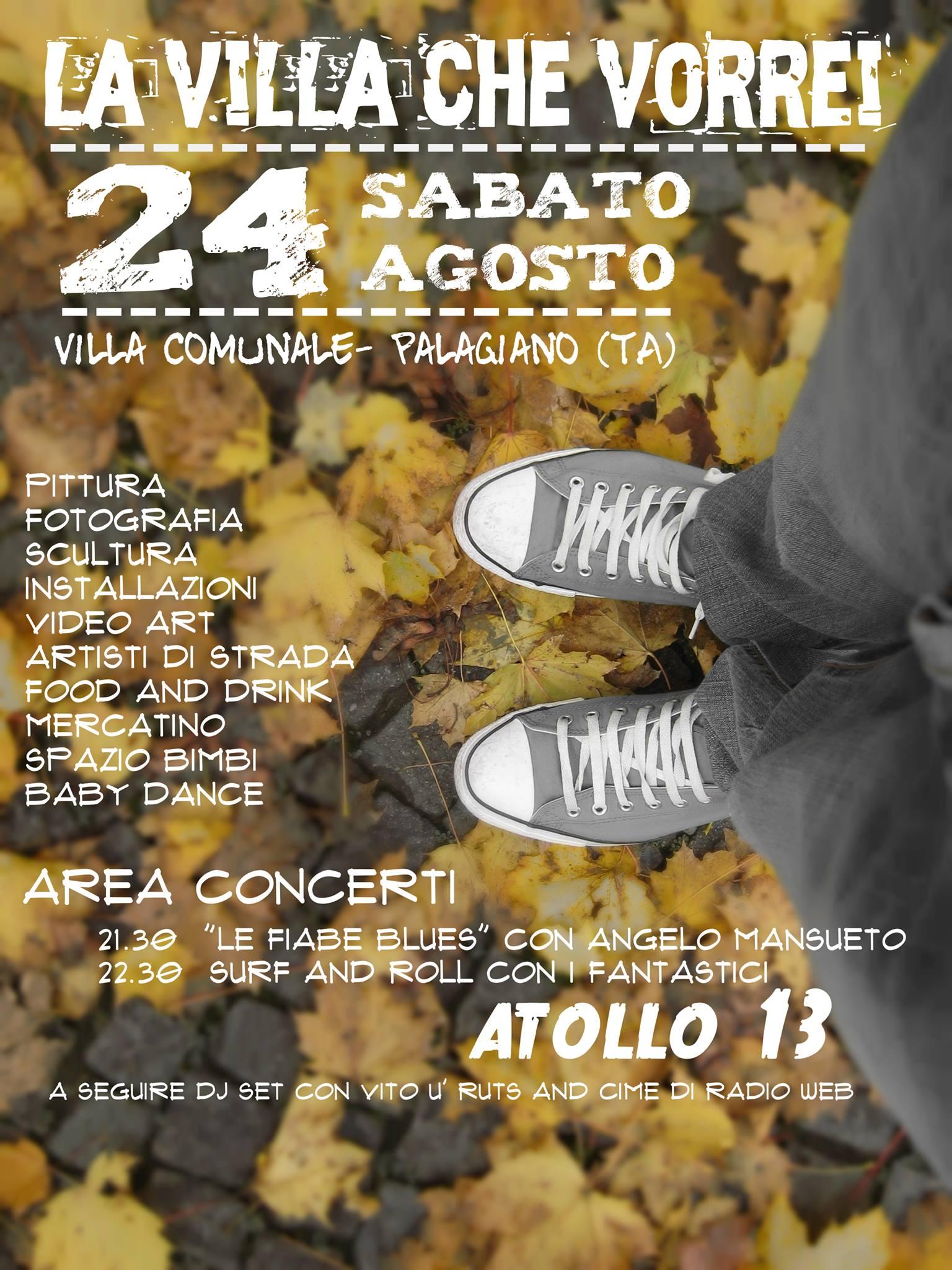 La Villa Che Vorrei Parte II….. To be continued ….