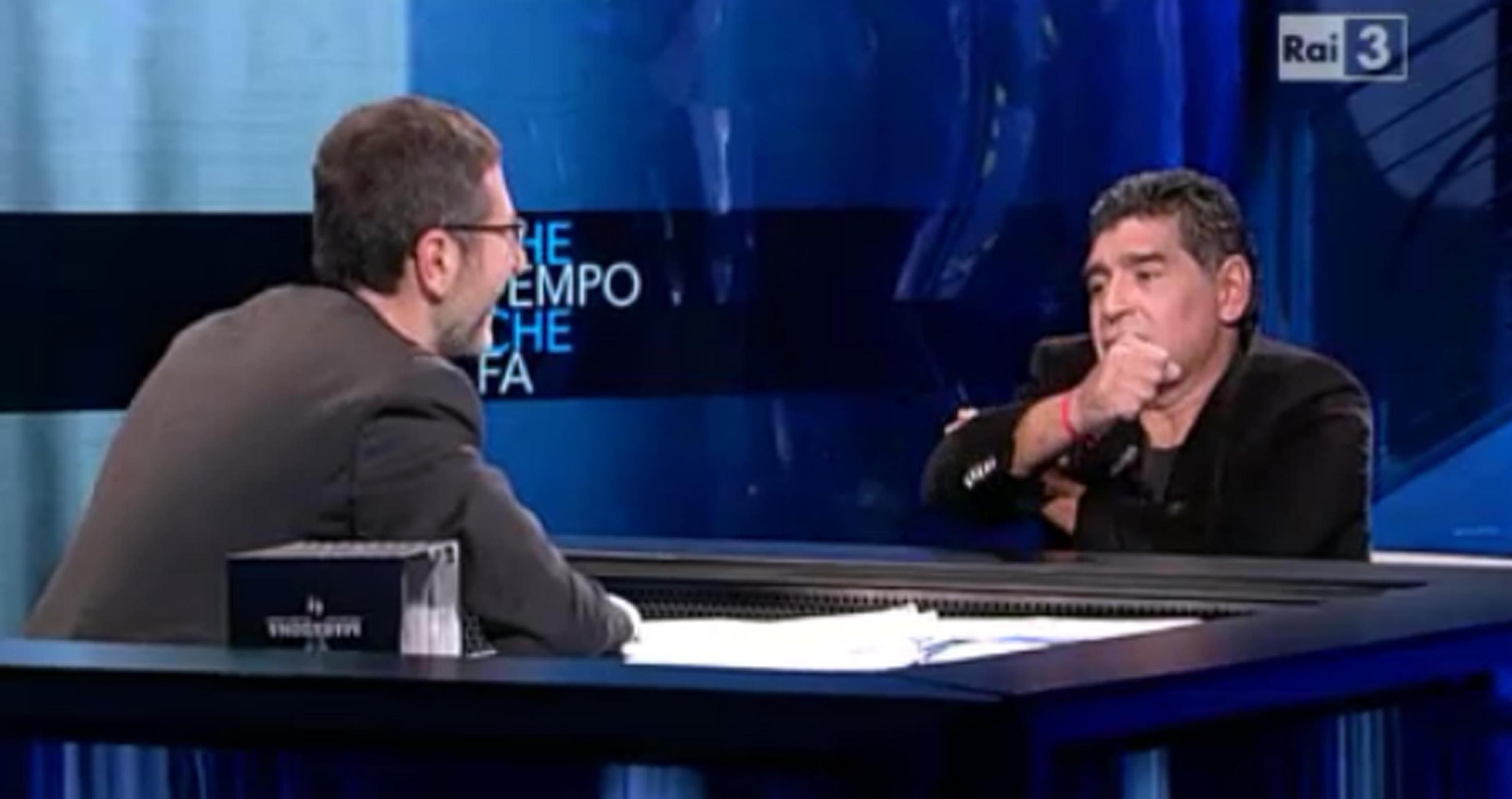 Su come funziona l'Italia e sul perché Maradona è stato fin troppo cortese