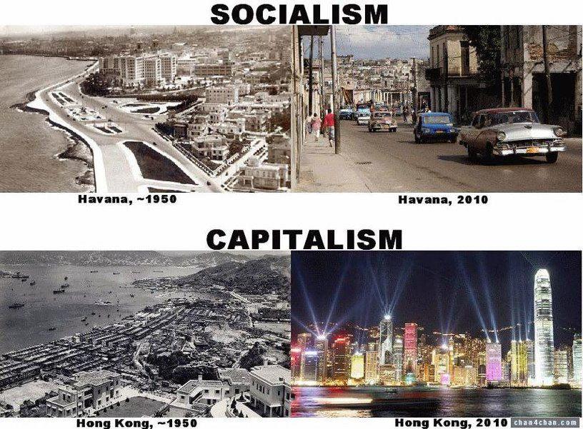 Tutto quello che vi piace lo dovete al capitalismo (seconda parte)