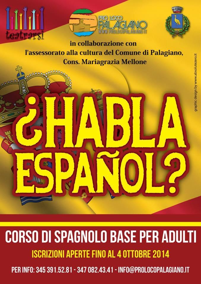 A Palagiano corso di spagnolo