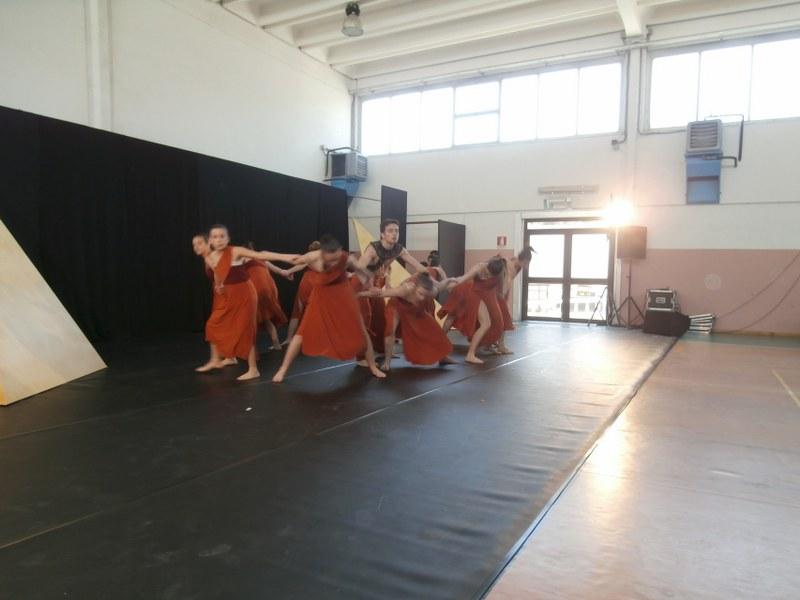 """""""Il flauto magico"""": l'affascinante mondo della danza a scuola"""