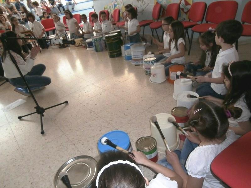 Imparare musica, divertendosi con gli strumenti