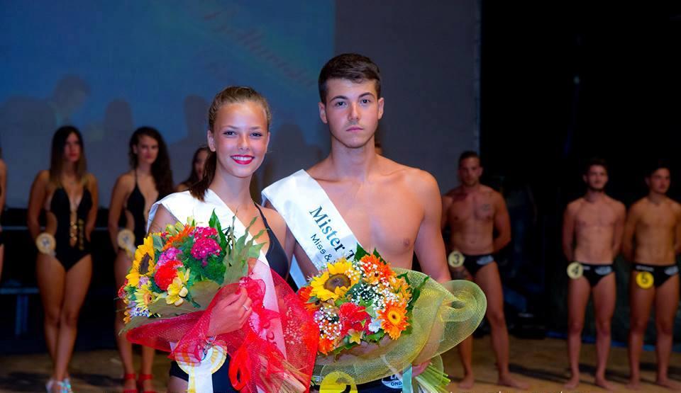 Sono di Palagiano Miss & Mister Terra Jonica Taranto 2015