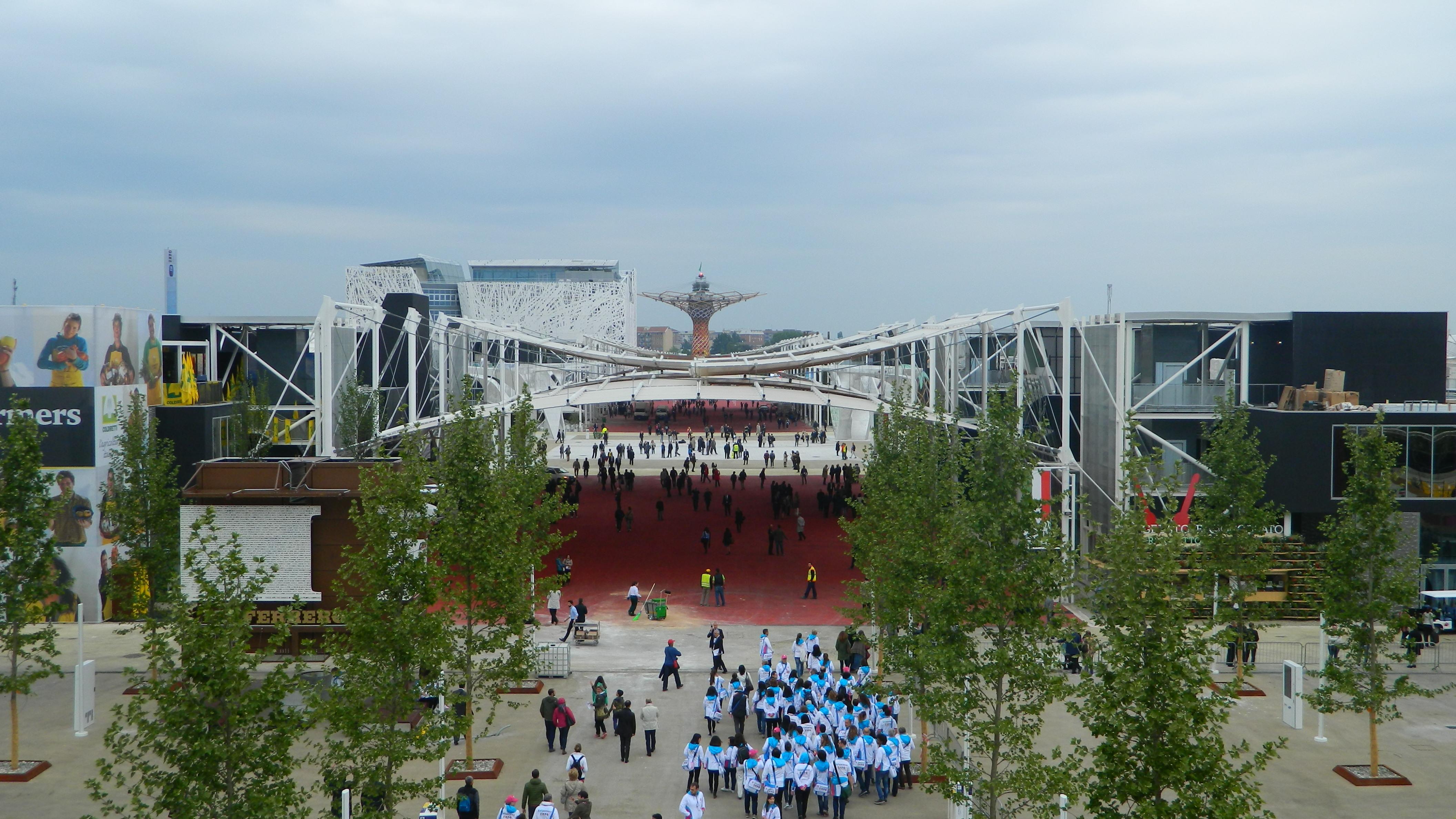La Cia presente a Milano ad Expo 2015