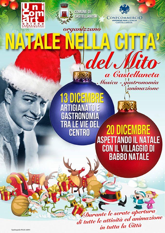 Natale nella città del Mito a Castellaneta