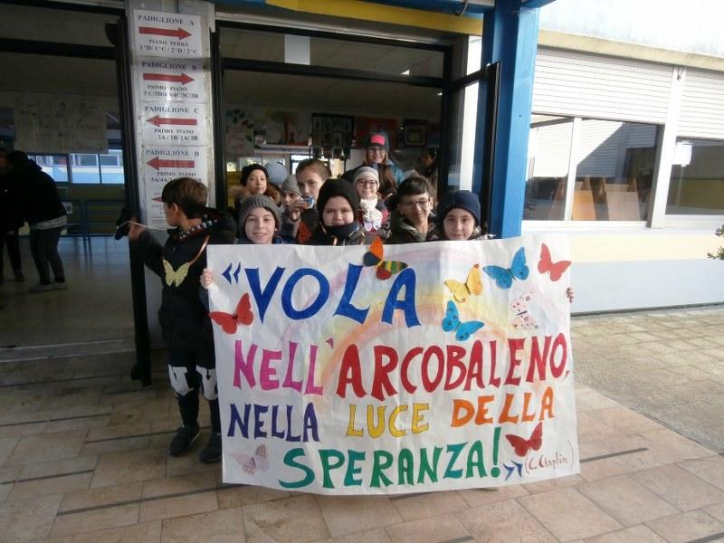 """""""IO NON DIMENTICO"""" – La Giornata della memoria 2016 presso l'I.C. """"Gianni Rodari"""""""