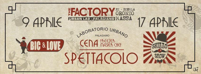 """Il Laboratorio Urbano di Palagiano organizza """"BIC & LOVE"""""""