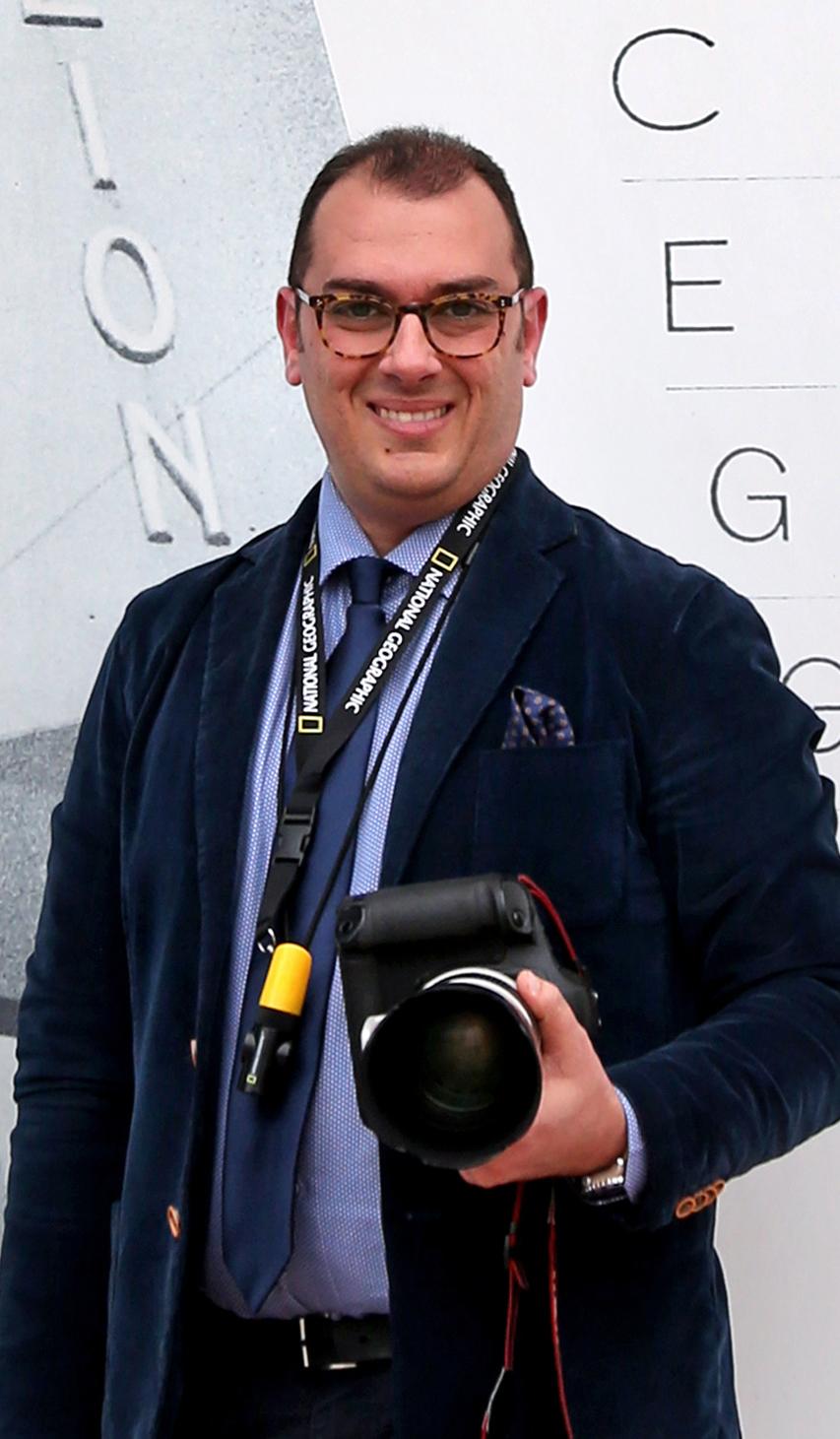 Fedele Forino, pluripremiato dal National Geographic Italia.
