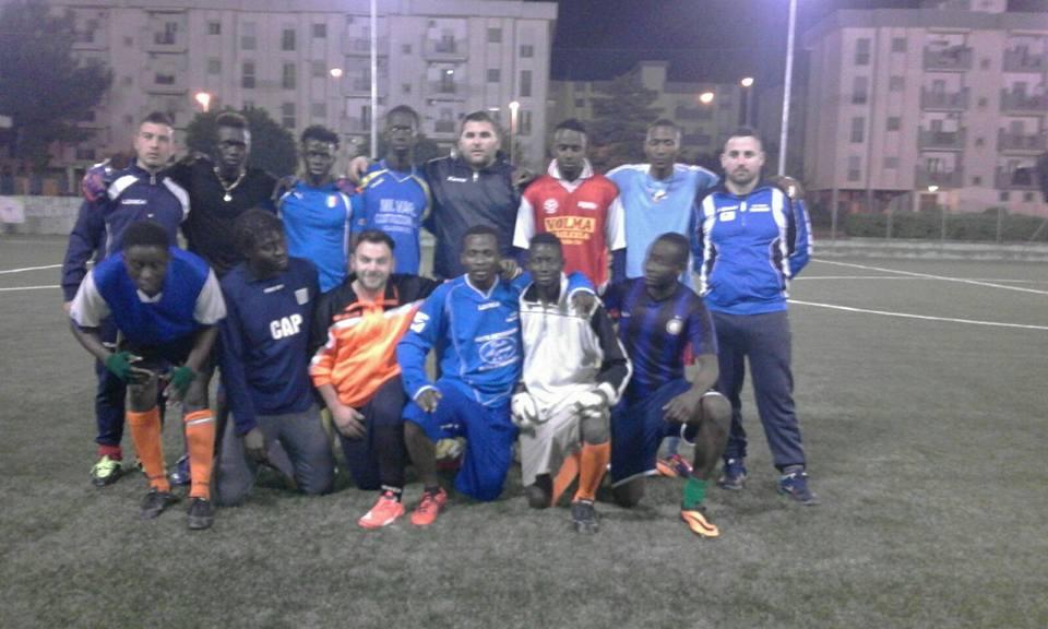 """Arci:  Con gli """"African Boys""""  lo sport che integra: questo ci piace!!"""