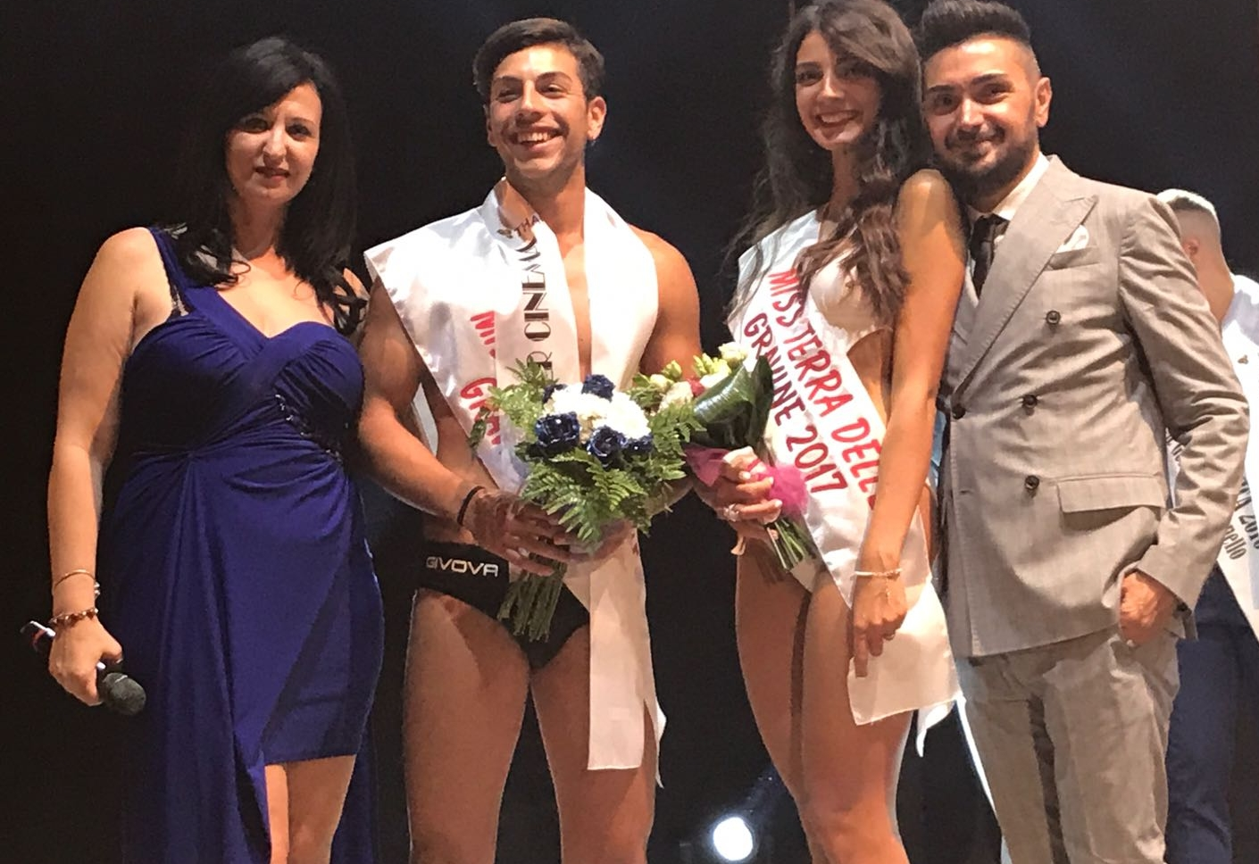 Sono di Palagianello e Palagiano gli altri finalisti di Miss & Mister Terra Jonica 2017
