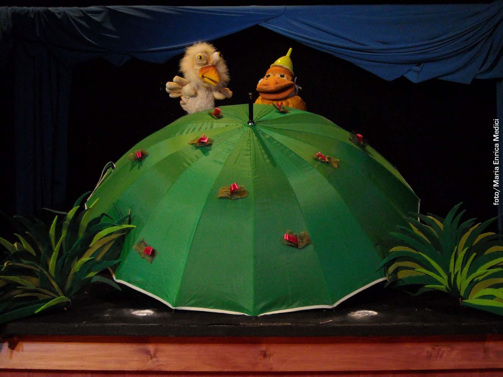 """A Teatro:  """"Le avventure di Pulcino"""""""
