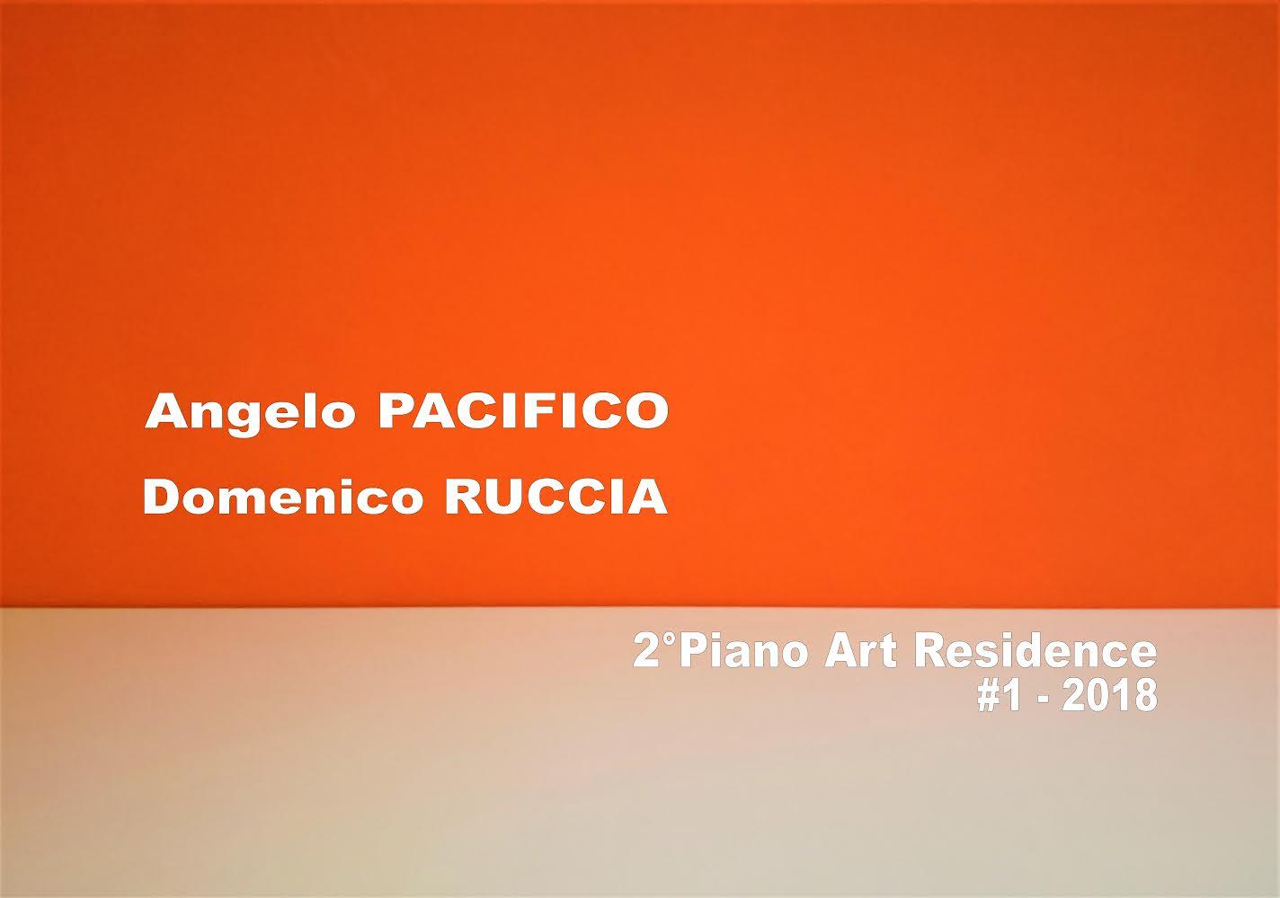"""""""2°Piano Art Residence""""Sei Artisti,Cinque progetti,Cinque laboratori"""