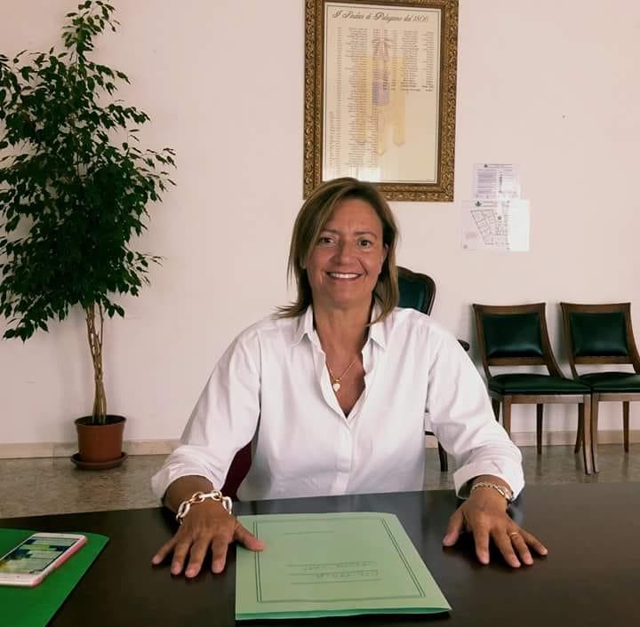 """L'Avv. PATRIZIA ROLLO NOMINATA ASSESSORE ad """"ambiente e salute, cultura, marketing territoriale e pari opportunità"""" DEL COMUNE DI PALAGIANO."""