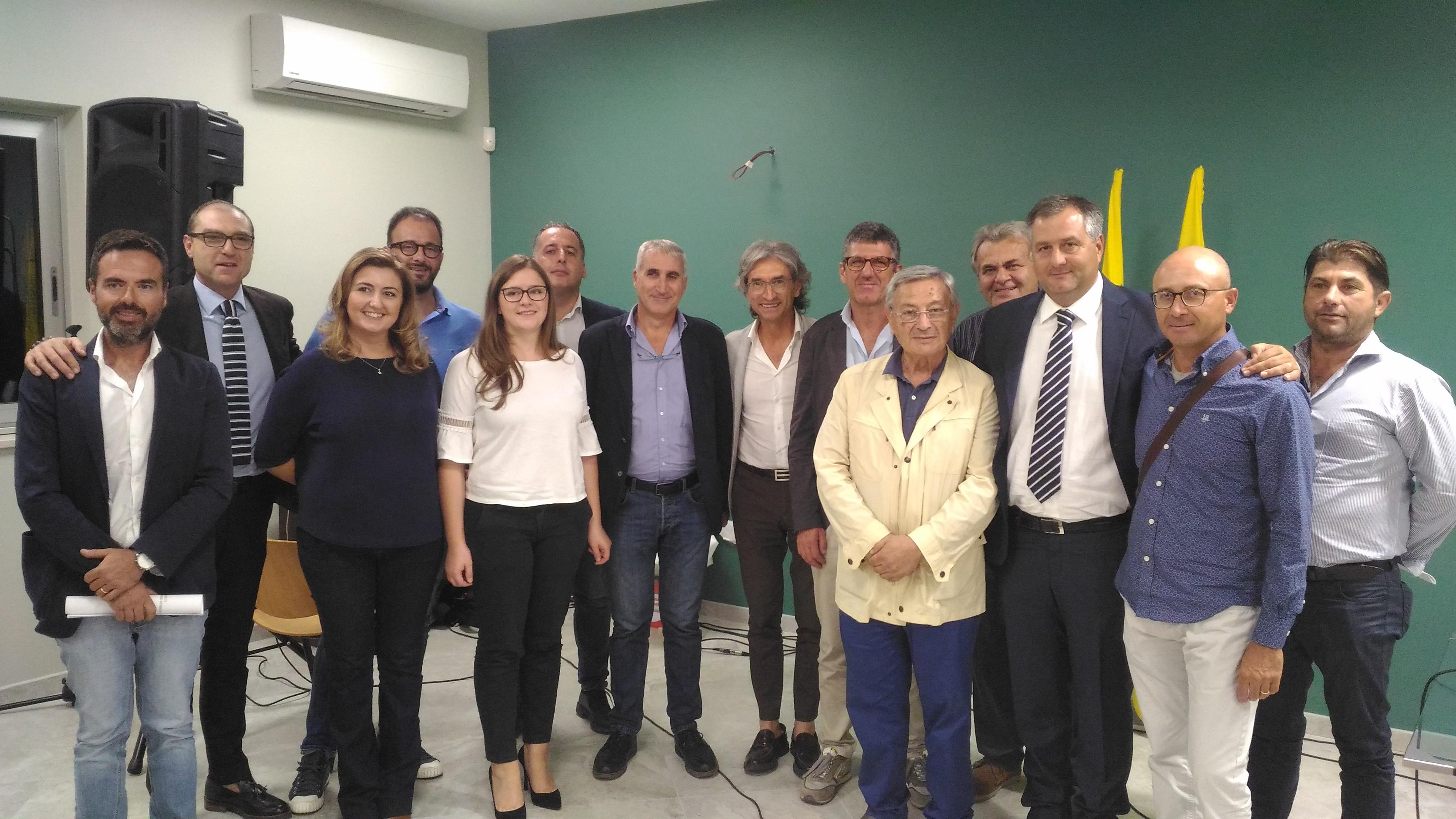 COLDIRETTI TARANTO. Alfonso Cavallo riconfermato presidente della Federazione Provinciale