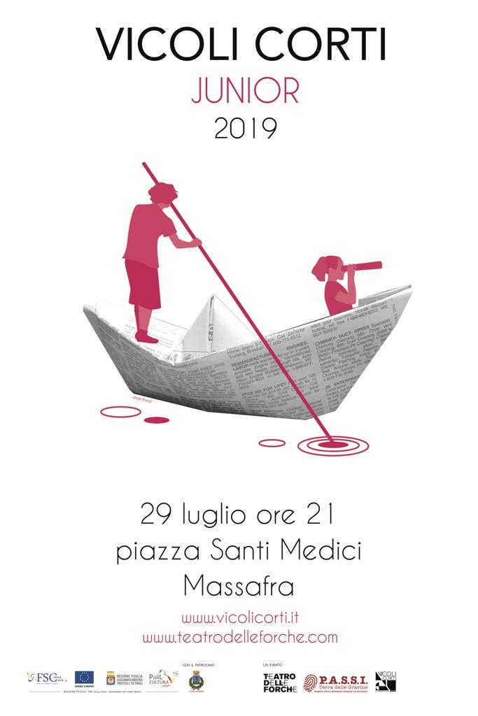 """""""Vicoli Corti Junior"""" Massafra – Piazza Santi Medici"""