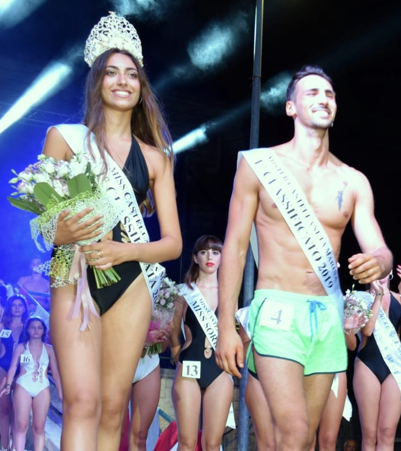 La massafrese Elisa Termite è Miss Castellaneta Marina 2019