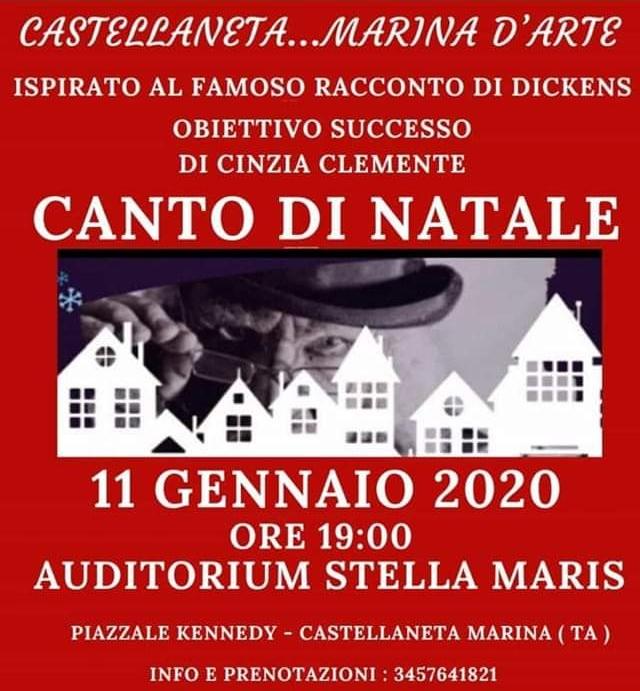 Secondo Appuntamento Teatrale a Castellaneta Marina