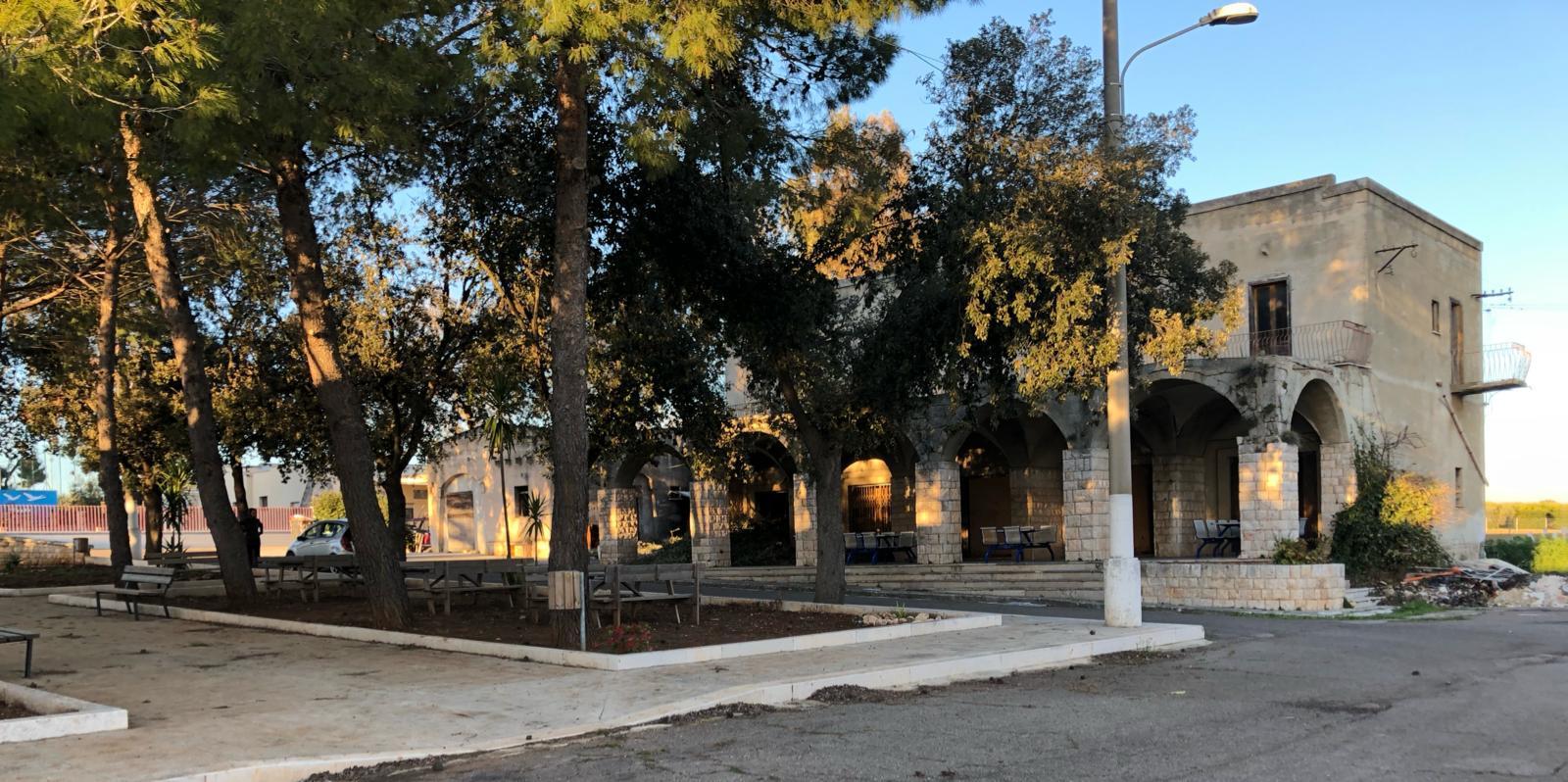 """PALAGIANO (TA). Centro Humanae Vitae Apulia. Il nuovo progetto dell'associazione """"Azione Verde"""" per il territorio ionico."""