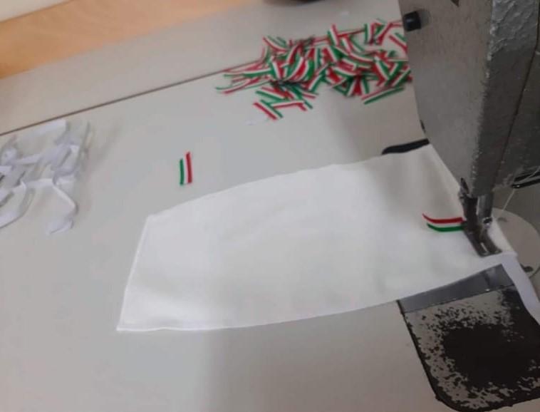 Prodotte a Ginosa già mille mascherine protettive