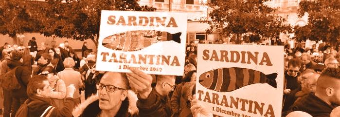 Emergenza #coronavirus. L'appello delle Sardine di Taranto