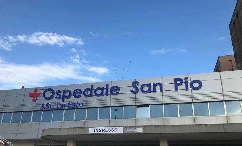 Ospedale San Pio Castellaneta (TA)