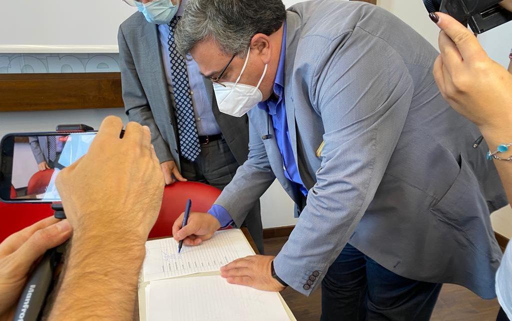 Firmato l'Accordo di programma sui rifiuti agricoli